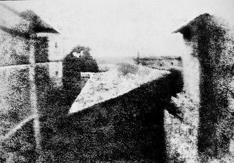 A primeira fotografia do mundo